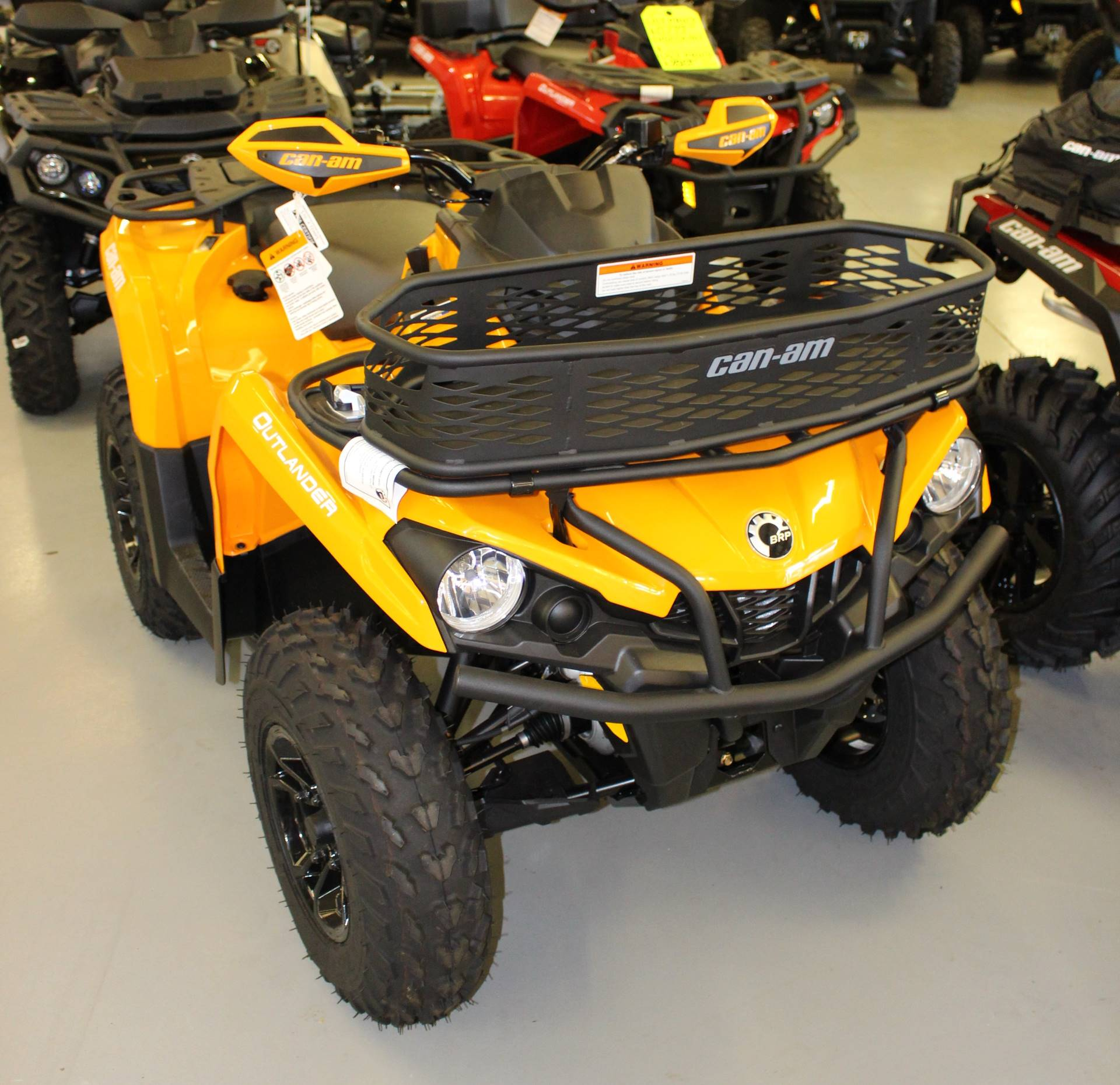 2018 Can-Am Outlander DPS 570 in Ruckersville, Virginia - Photo 1