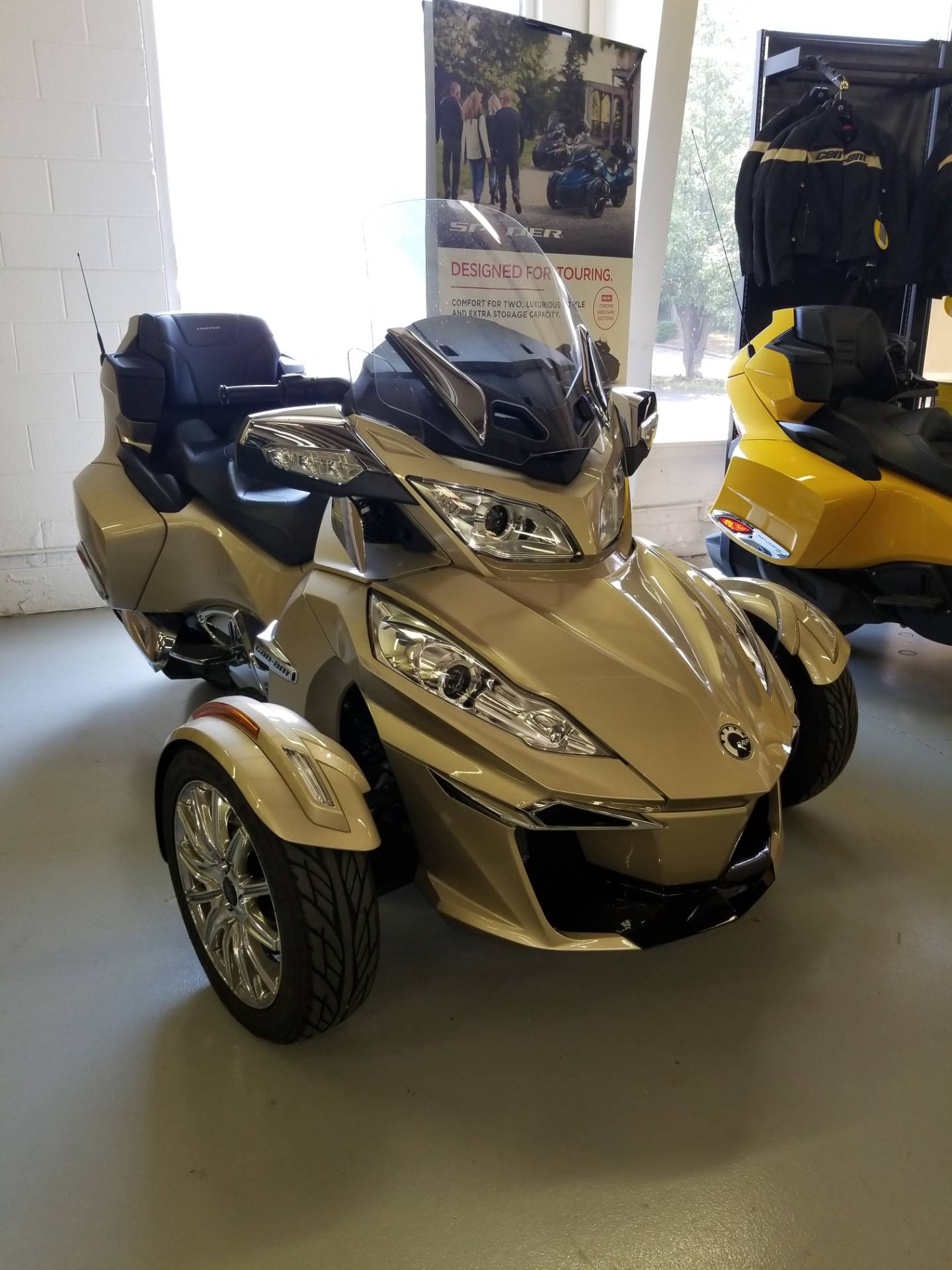 2017 Can Am Spyder Rt Limited In Ruckersville Virginia