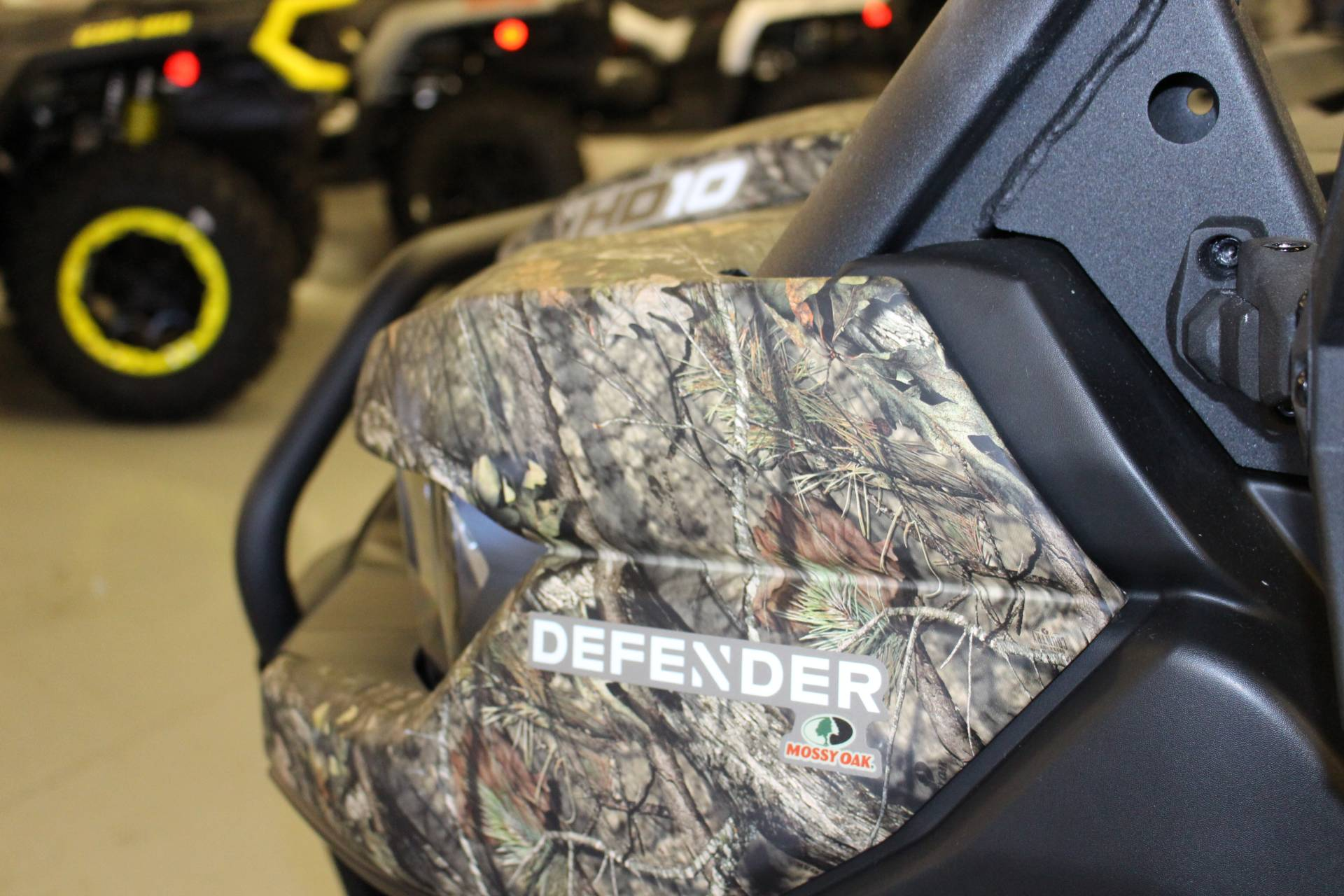 2019 Can-Am Defender Mossy Oak Hunting Edition HD10 in Ruckersville, Virginia