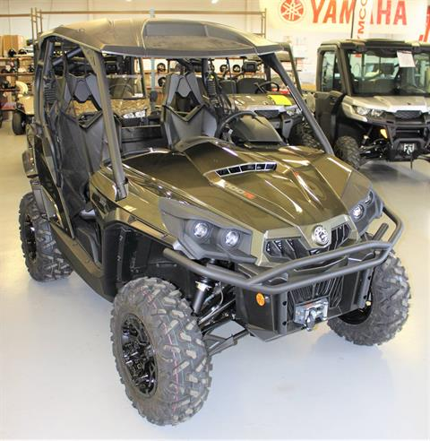 2019 Can-Am Commander XT 1000R in Ruckersville, Virginia