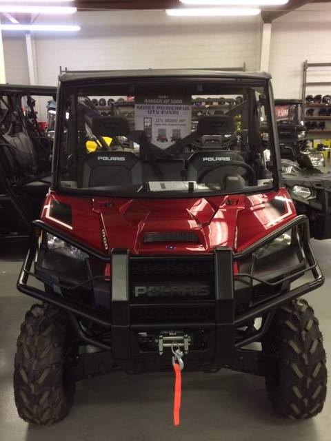 2017 Polaris Ranger XP 1000 EPS in Ruckersville, Virginia