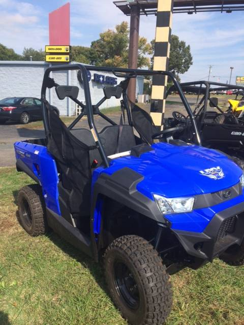 2015 Kymco UXV 450I  BL in Ruckersville, Virginia
