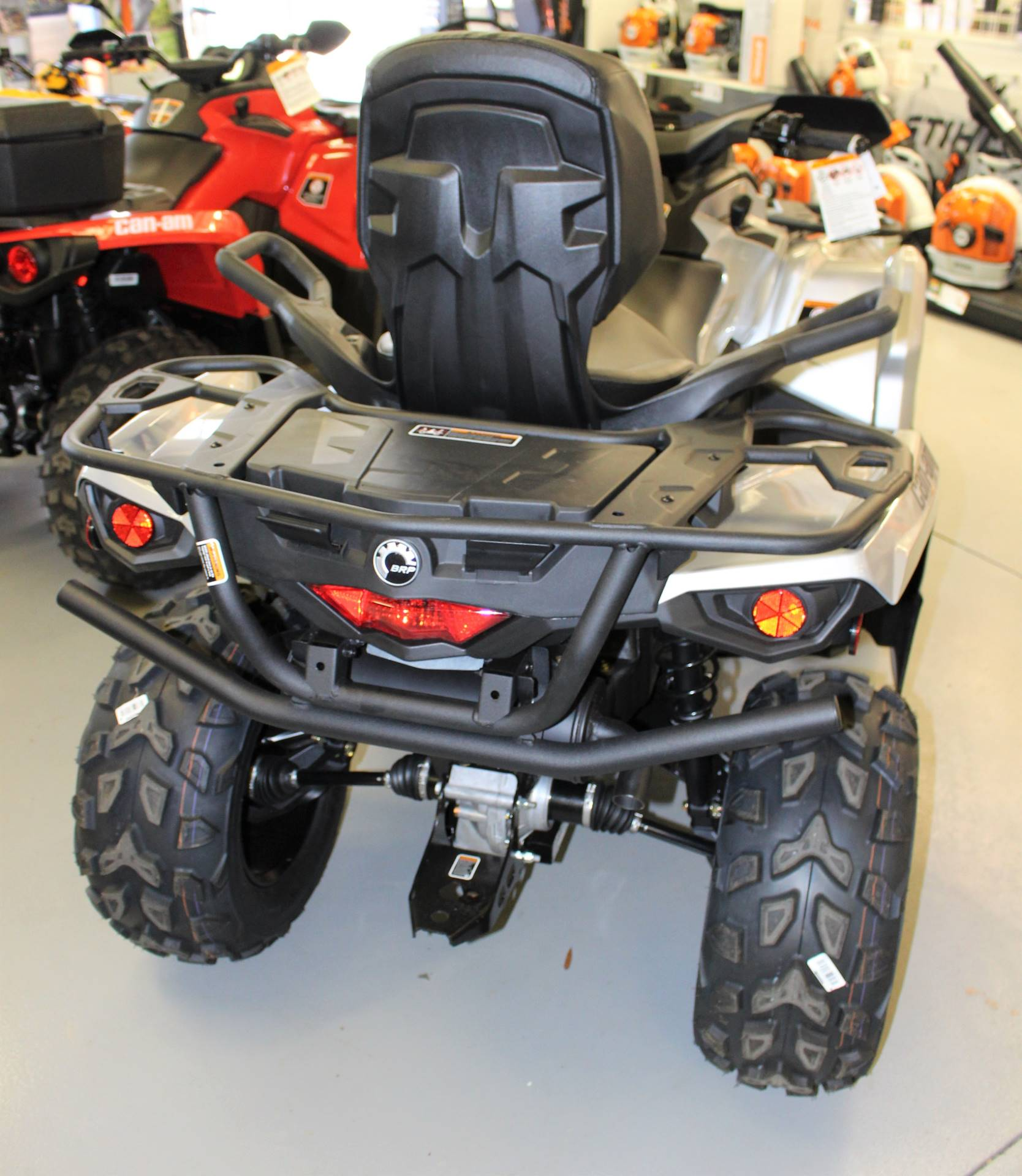 2019 Can-Am Outlander MAX XT 570 in Ruckersville, Virginia - Photo 1