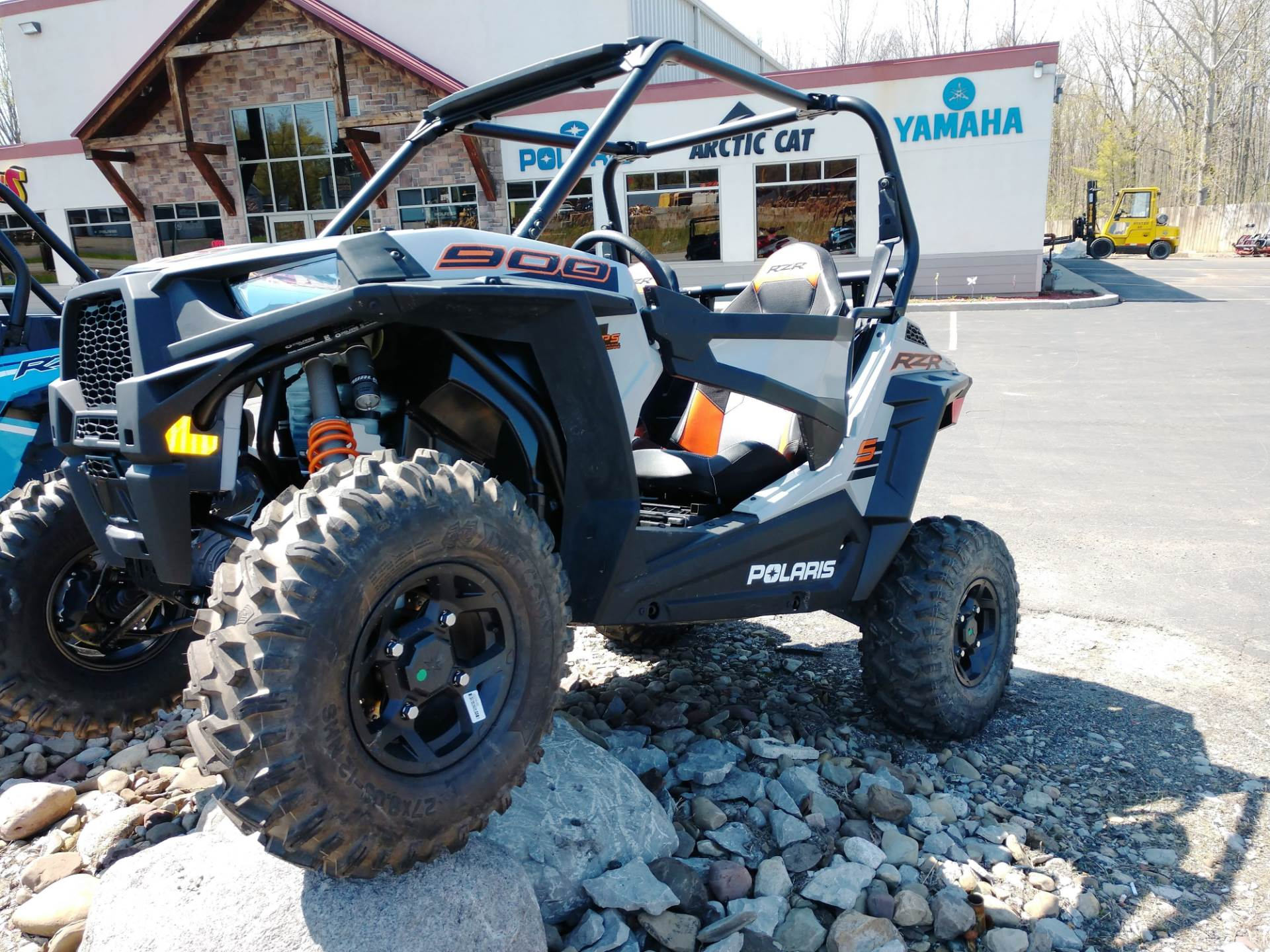 2019 Polaris RZR S 900 EPS in Hamburg, New York - Photo 1