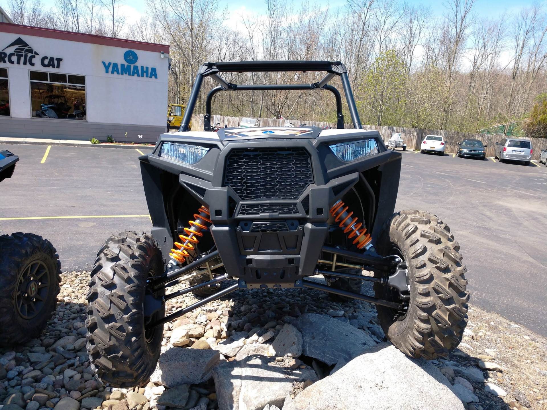 2019 Polaris RZR S 900 EPS in Hamburg, New York - Photo 2