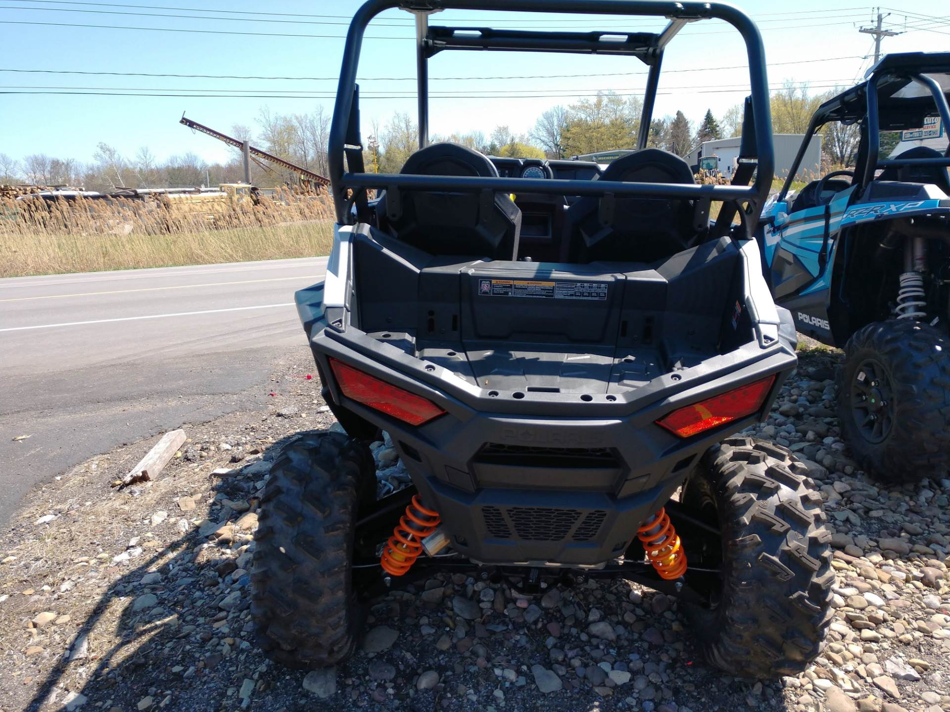 2019 Polaris RZR S 900 EPS in Hamburg, New York - Photo 4