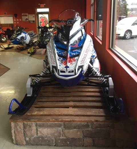 2017 Polaris 600 INDY SP ES in Hamburg, New York