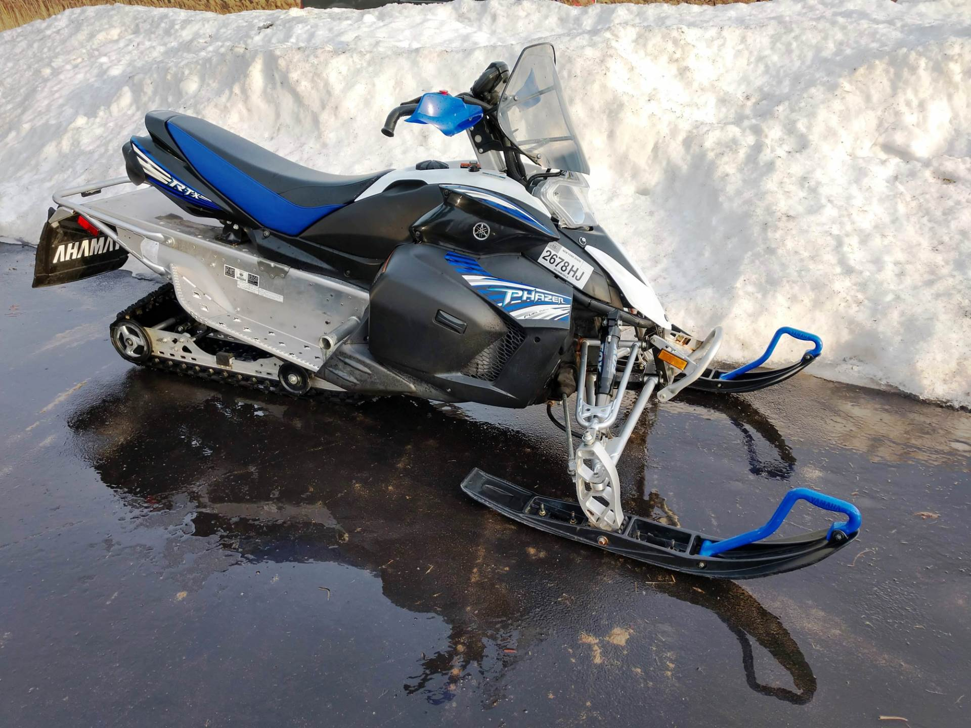 2011 Yamaha Phazer R-TX in Hamburg, New York - Photo 1