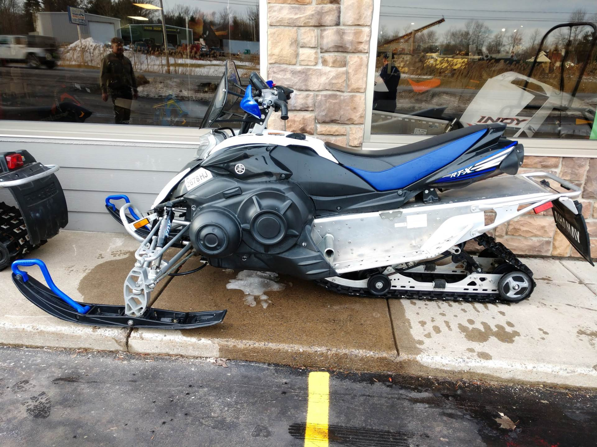 2011 Yamaha Phazer R-TX in Hamburg, New York - Photo 2