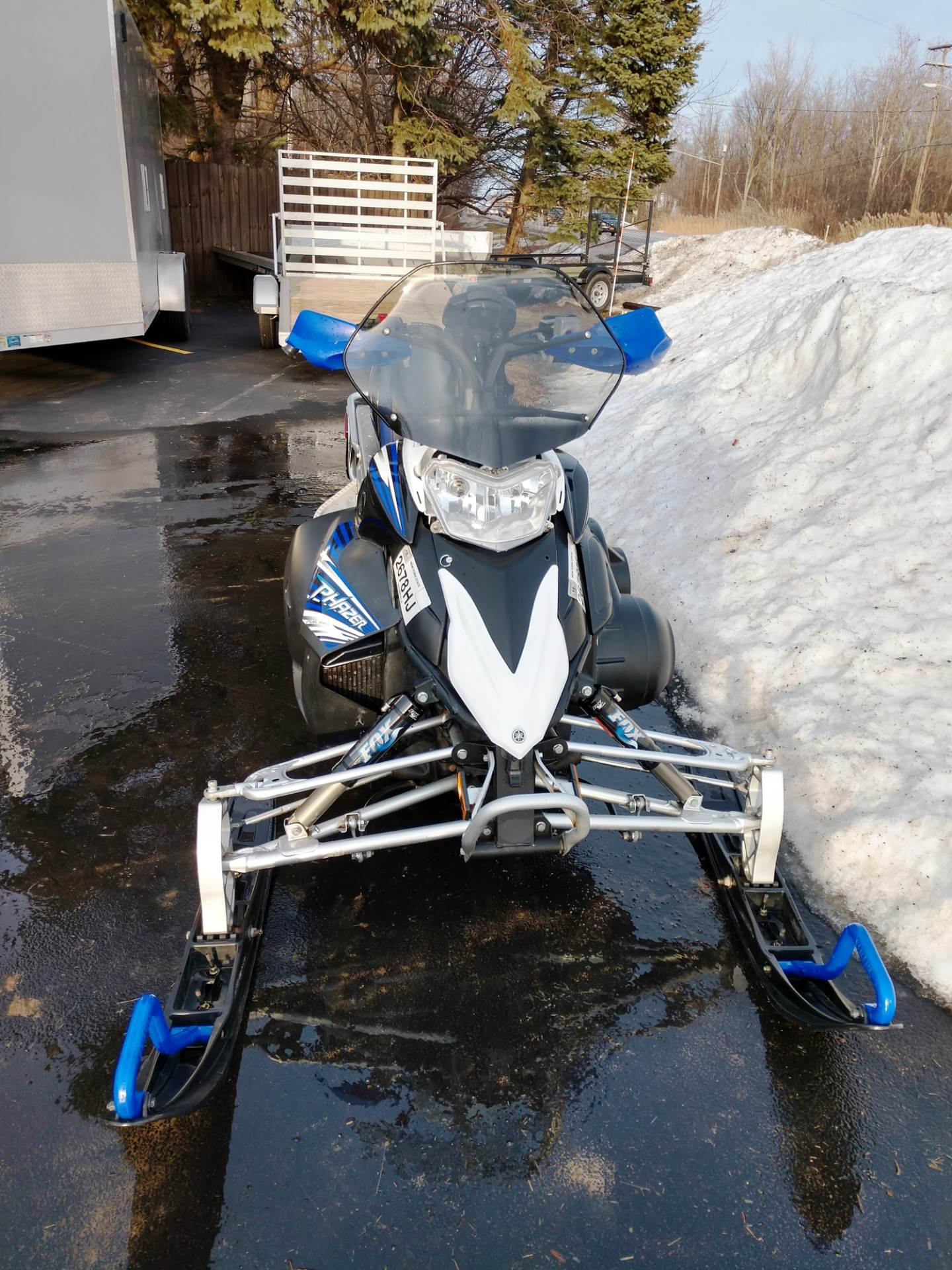 2011 Yamaha Phazer R-TX in Hamburg, New York - Photo 3