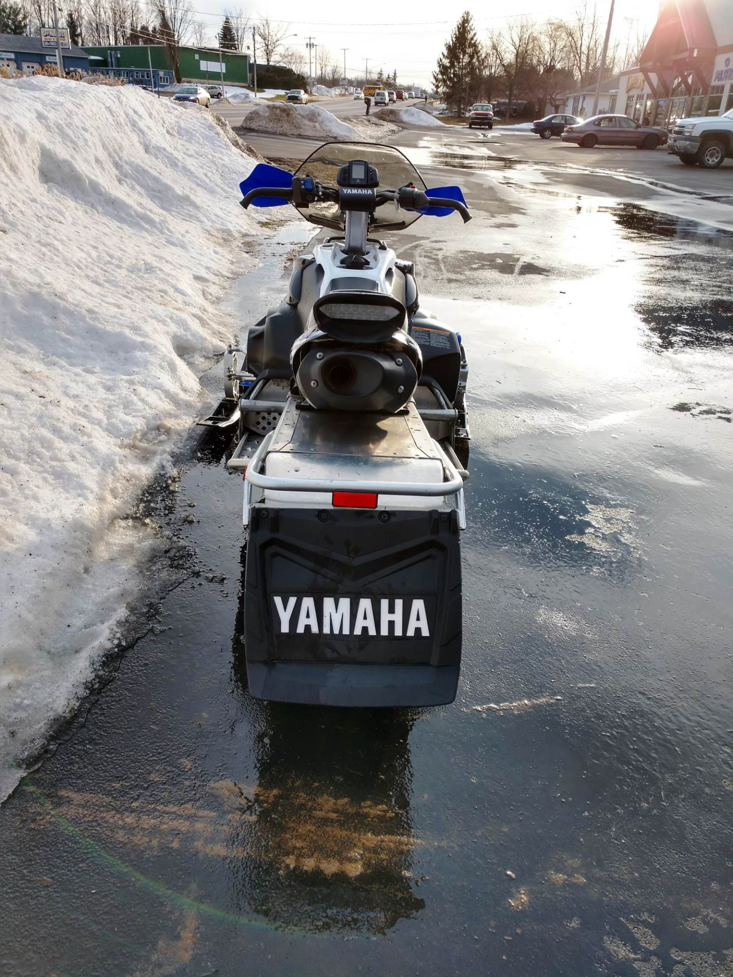 2011 Yamaha Phazer R-TX in Hamburg, New York - Photo 4