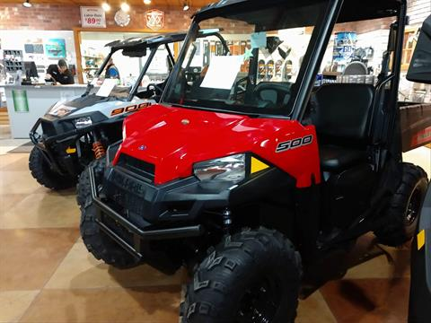 2020 Polaris Ranger 500 in Hamburg, New York - Photo 3