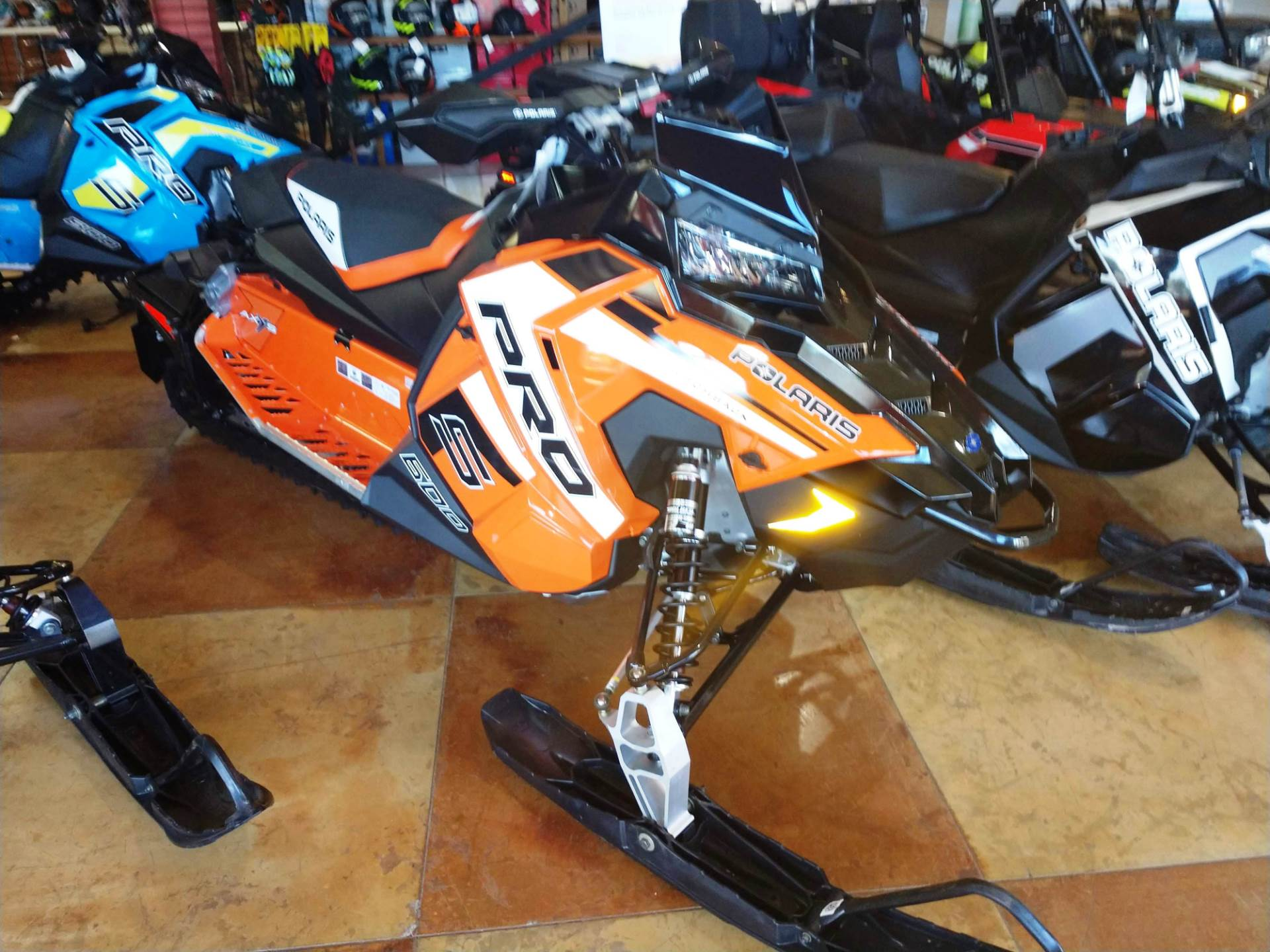 2019 Polaris 600 Switchback Pro-S Snowcheck Select in Hamburg, New York - Photo 1