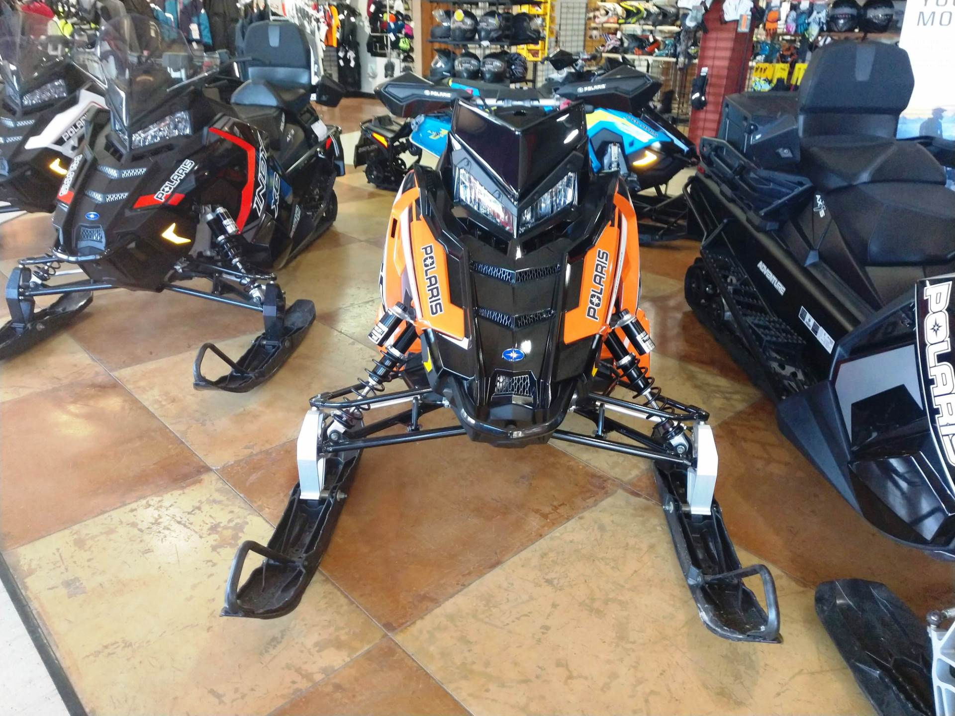 2019 Polaris 600 Switchback Pro-S Snowcheck Select in Hamburg, New York - Photo 3