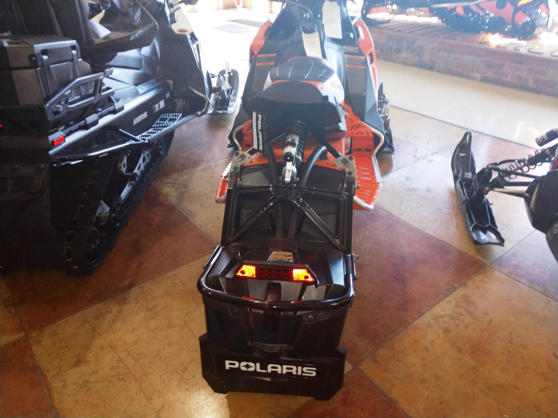 2019 Polaris 600 Switchback Pro-S Snowcheck Select in Hamburg, New York - Photo 4