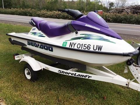 2002 Sea-Doo GTI in Hamburg, New York