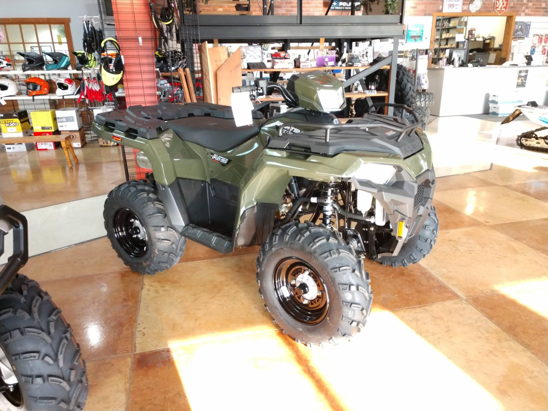 2021 Polaris Sportsman 450 H.O. in Hamburg, New York - Photo 1