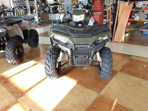 2021 Polaris Sportsman 450 H.O. in Hamburg, New York - Photo 2