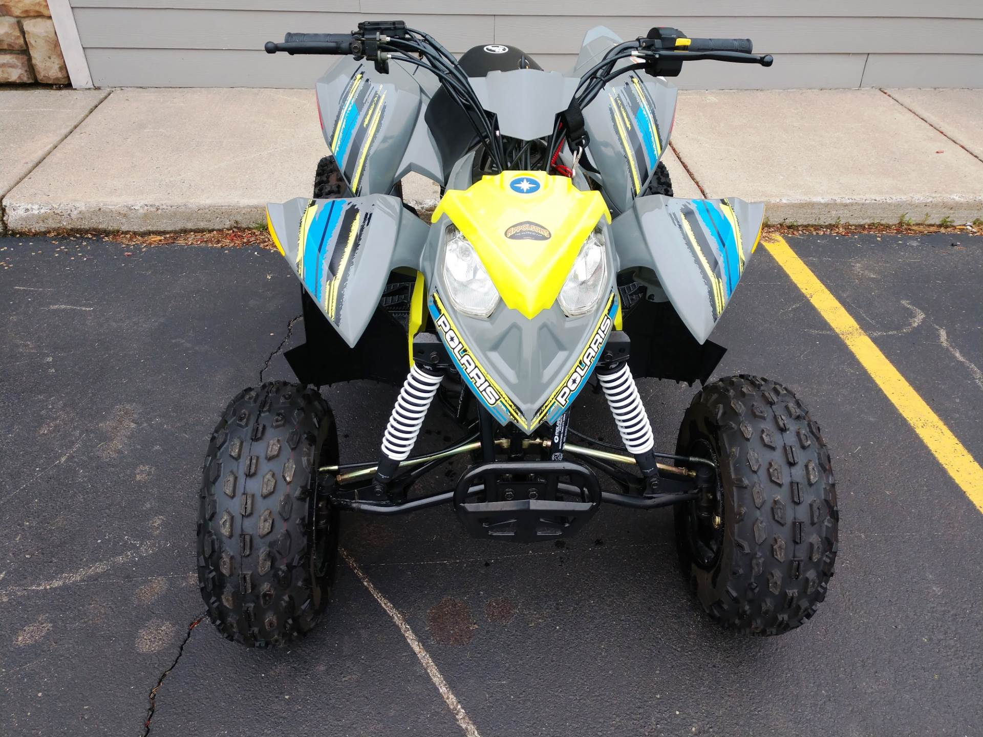 2017 Polaris Outlaw 110 in Hamburg, New York - Photo 1