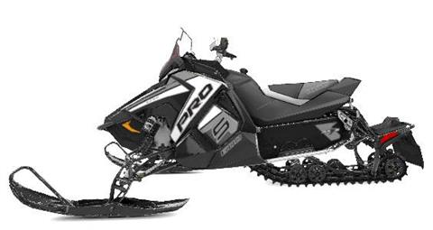 2019 Polaris 600 RUSH PRO-S 1.25 RIPSAW II SnowCheck Select in Hamburg, New York