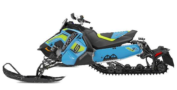 2019 Polaris 800 Switchback Pro-S SnowCheck Select in Hamburg, New York - Photo 3