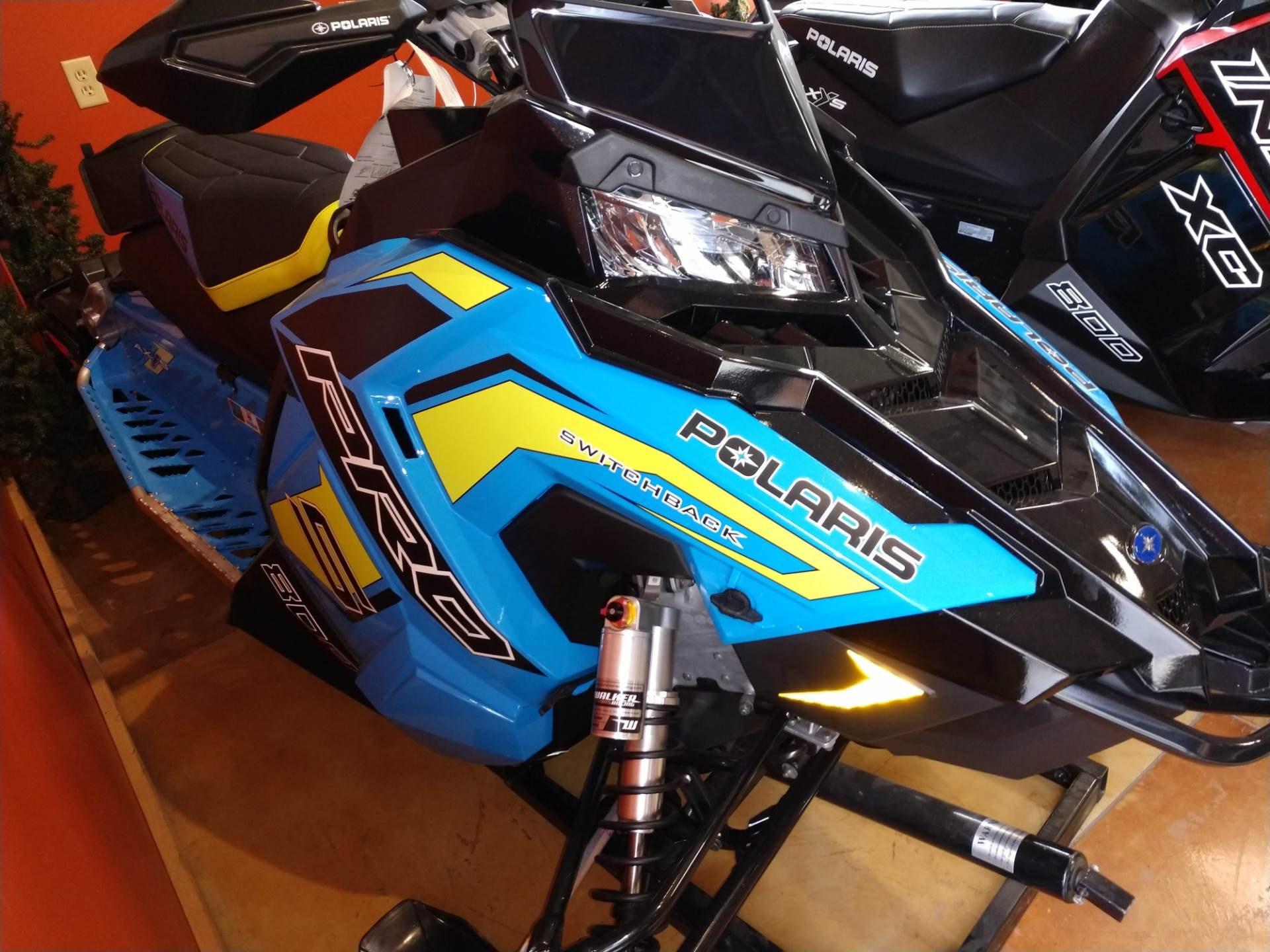 2019 Polaris 800 Switchback Pro-S SnowCheck Select in Hamburg, New York - Photo 2