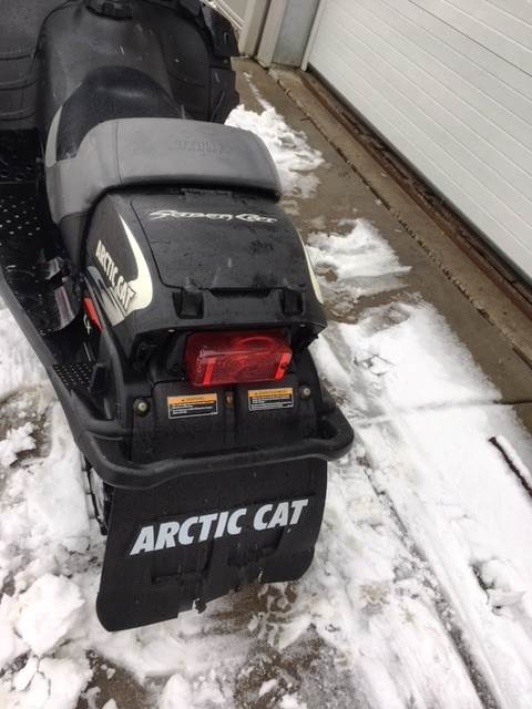 2006 Arctic Cat Trail Performance Sabercat 500 EFI in Hamburg, New York