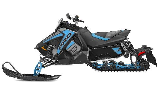 2019 Polaris 800 RUSH PRO-S 1.25 RIPSAW II SnowCheck in Hamburg, New York