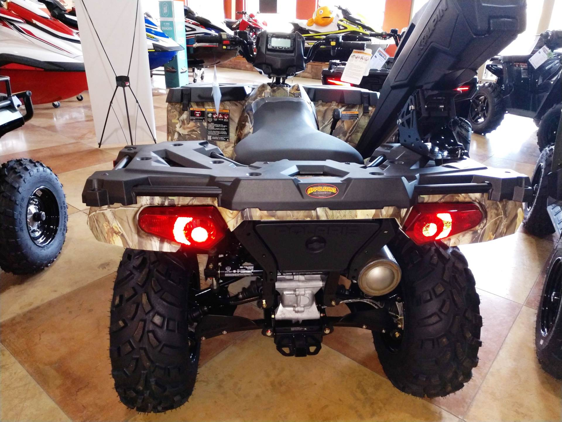 2019 Polaris Sportsman 570 EPS Camo in Hamburg, New York - Photo 4
