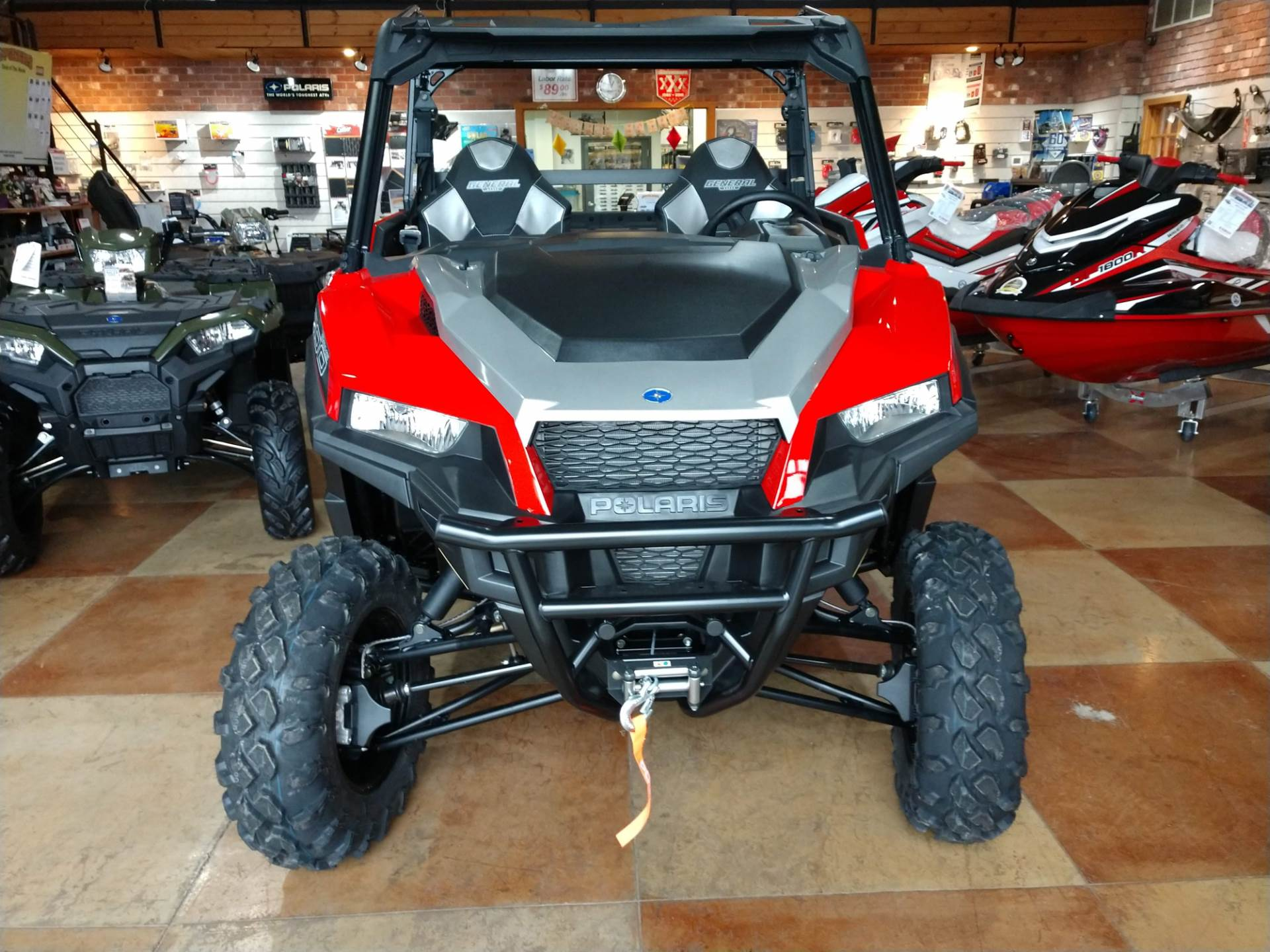 2019 Polaris General 1000 EPS Premium in Hamburg, New York - Photo 1