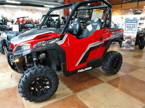 2019 Polaris General 1000 EPS Premium in Hamburg, New York - Photo 2