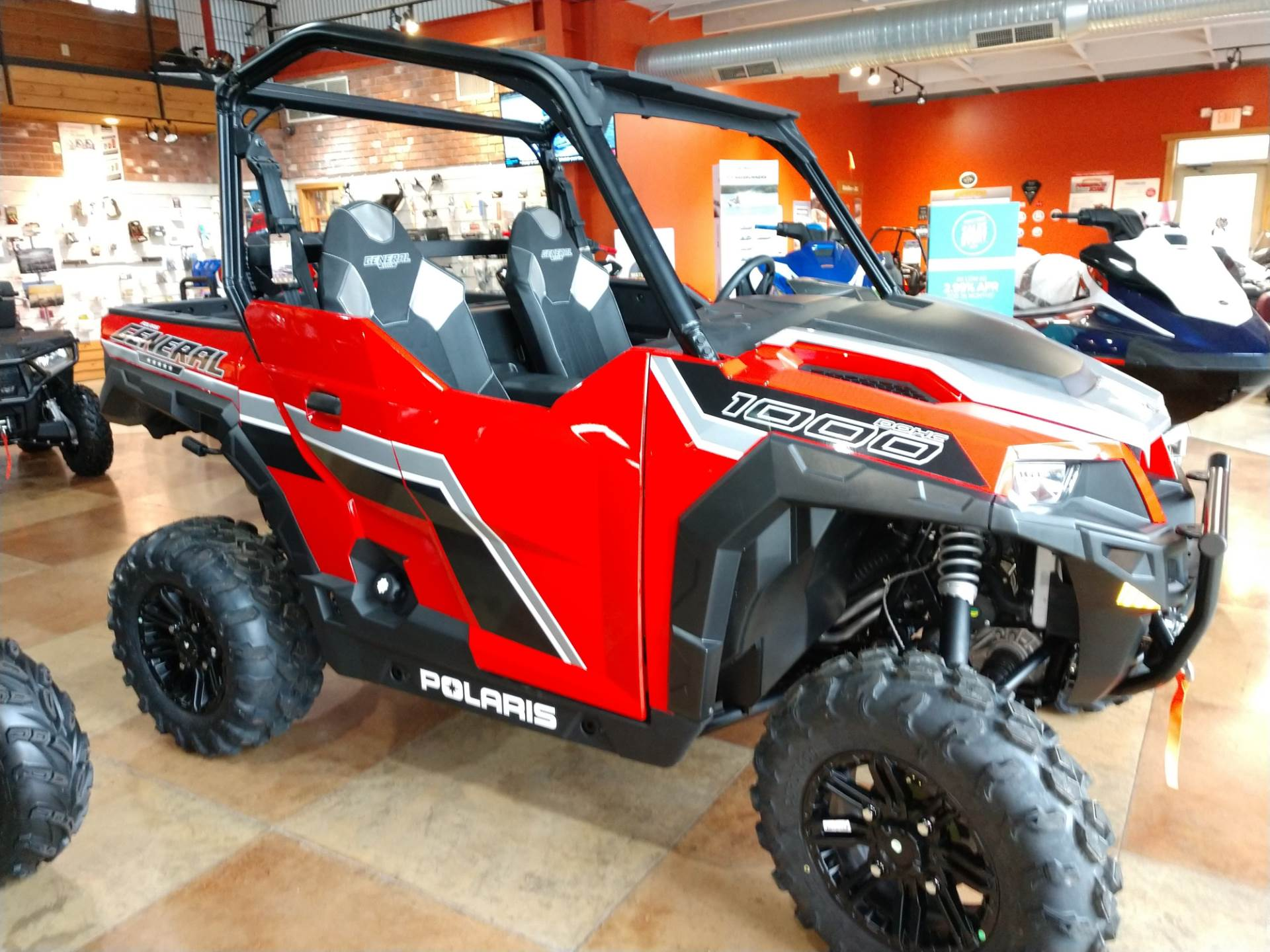 2019 Polaris General 1000 EPS Premium in Hamburg, New York - Photo 4
