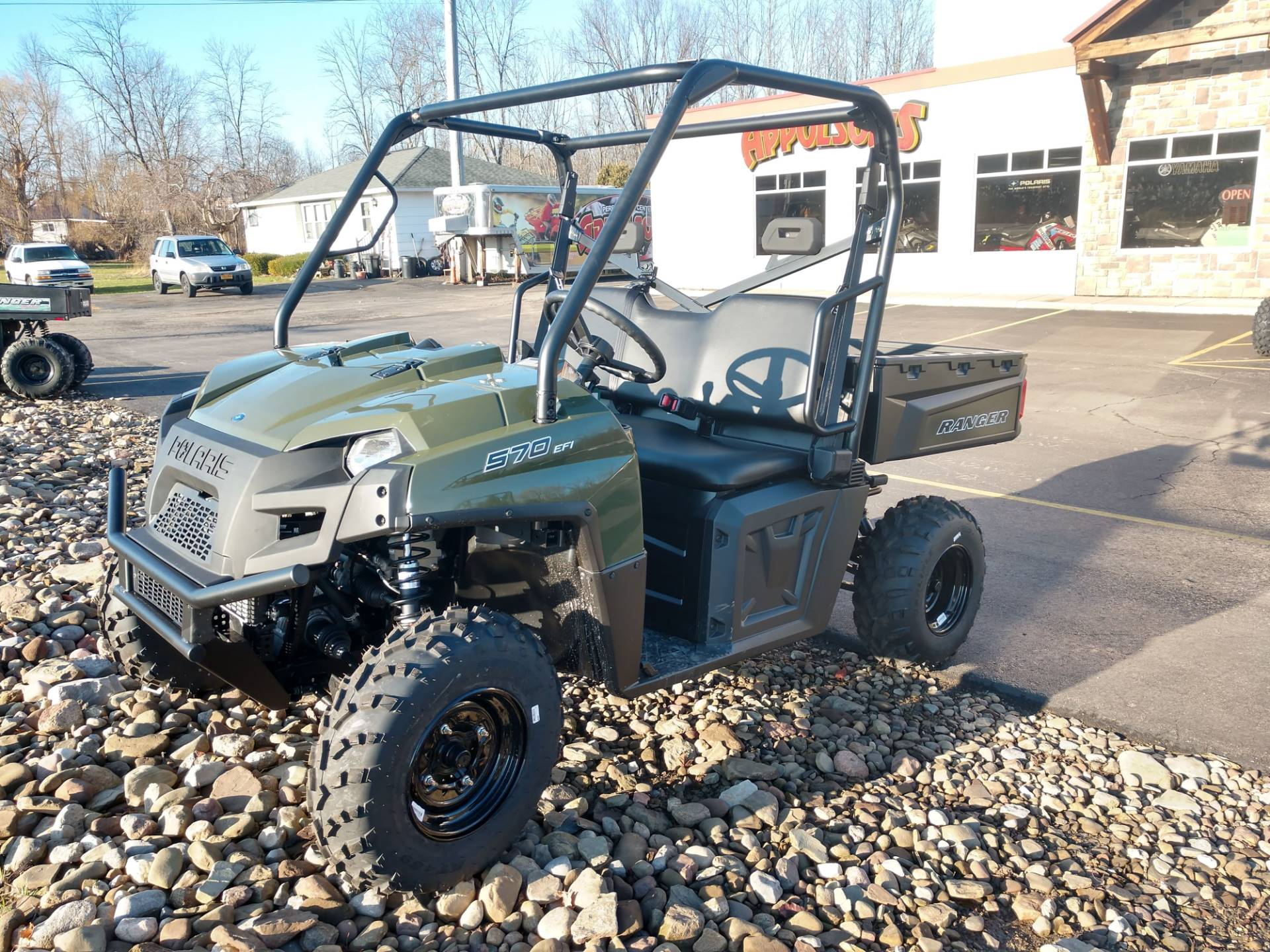 2020 Polaris Ranger 570 Full-Size in Hamburg, New York - Photo 1