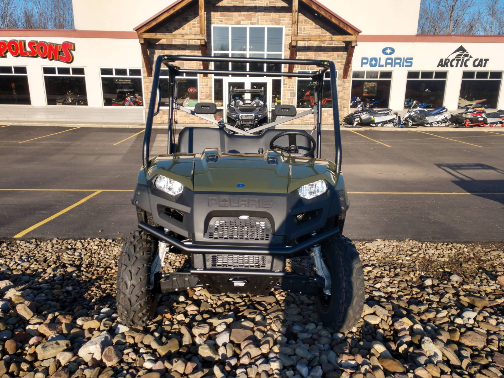 2020 Polaris Ranger 570 Full-Size in Hamburg, New York - Photo 2
