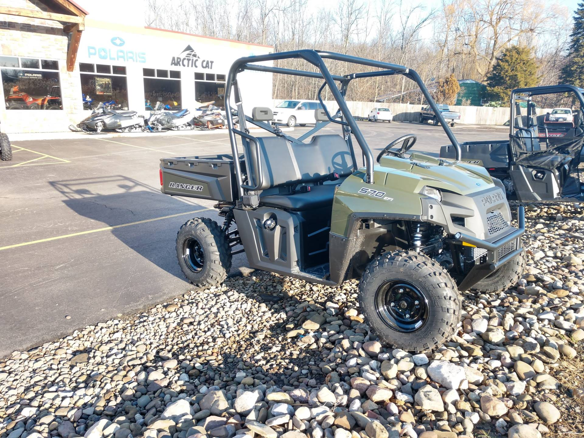 2020 Polaris Ranger 570 Full-Size in Hamburg, New York - Photo 3