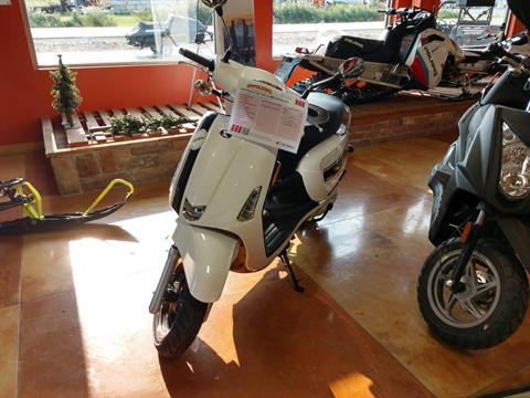 2020 Kymco Like 150i ABS Noodoe in Hamburg, New York - Photo 2