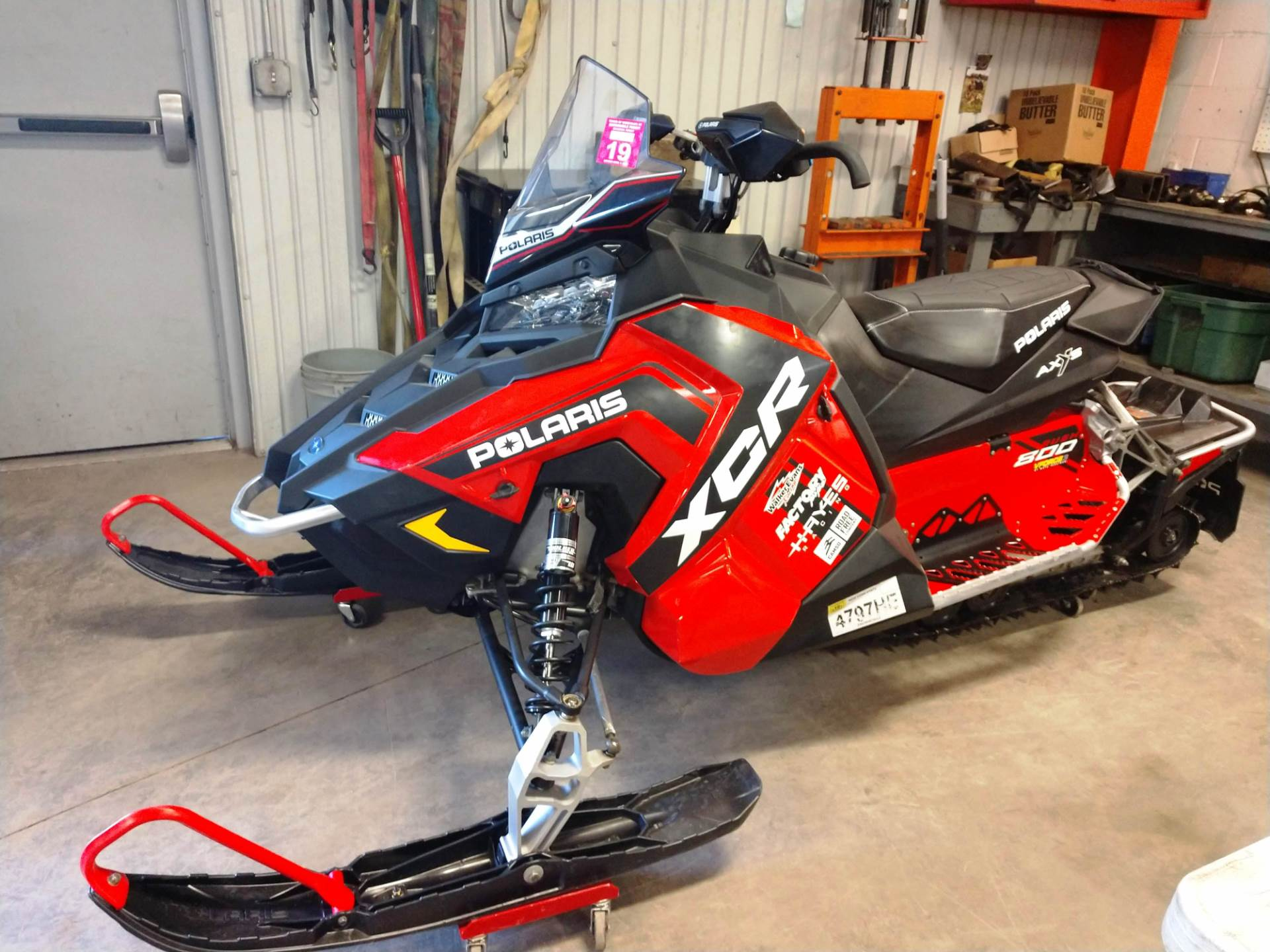 2017 Polaris 800 RUSH XCR in Hamburg, New York - Photo 1