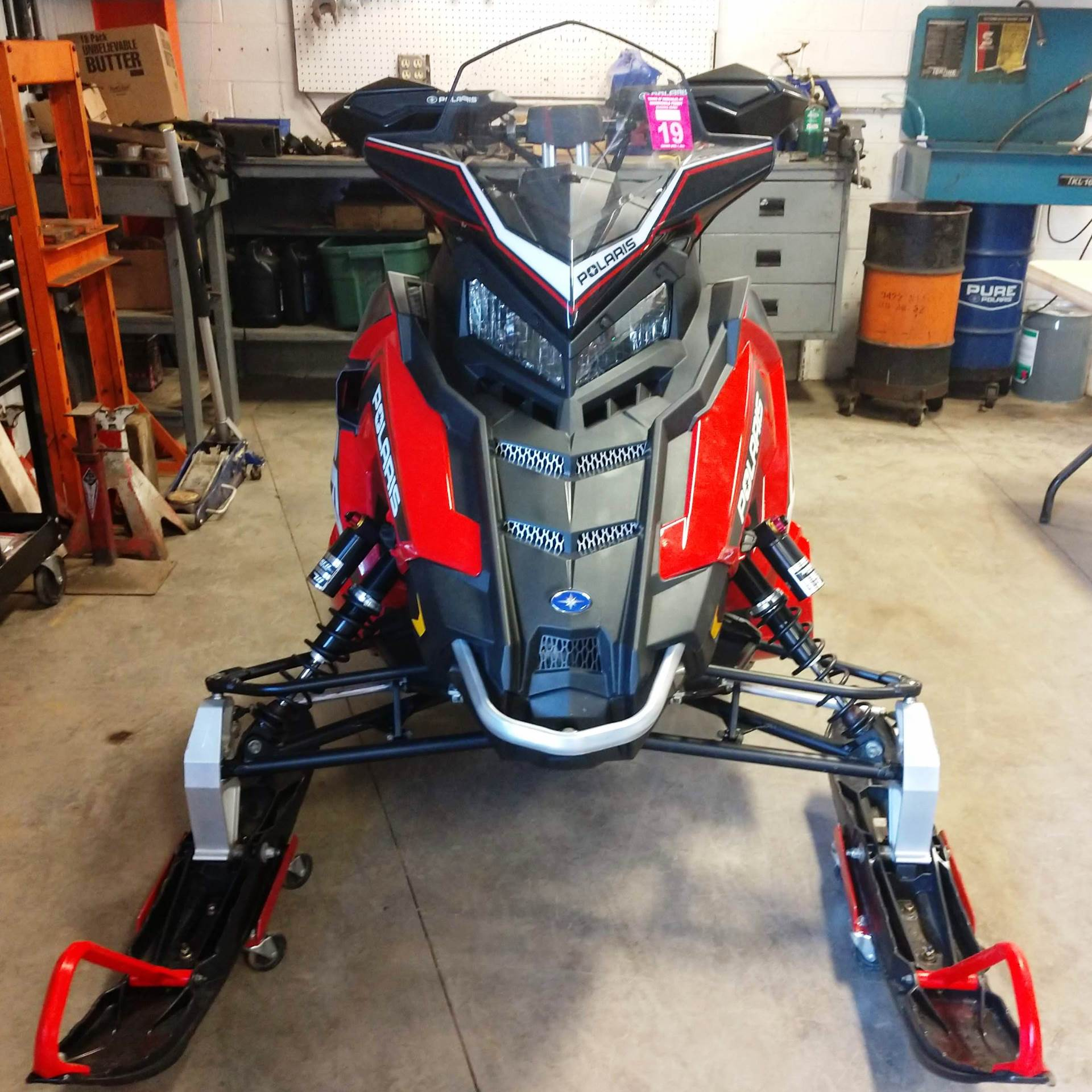 2017 Polaris 800 RUSH XCR in Hamburg, New York - Photo 2