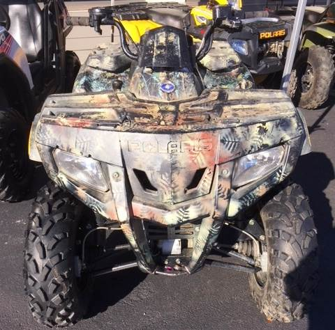 2009 Polaris Sportsman® 400 H.O. in Hamburg, New York