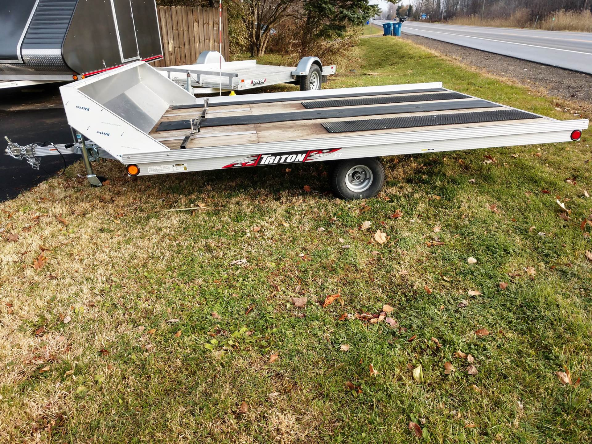 2019 Triton Trailers XT 11-101 SQ Tilt in Hamburg, New York - Photo 1