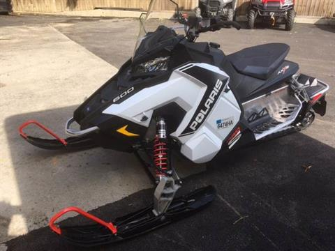 2015 Polaris 600 Rush® Pro-S ES in Hamburg, New York