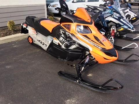 2011 Arctic Cat F8 Sno Pro® in Hamburg, New York