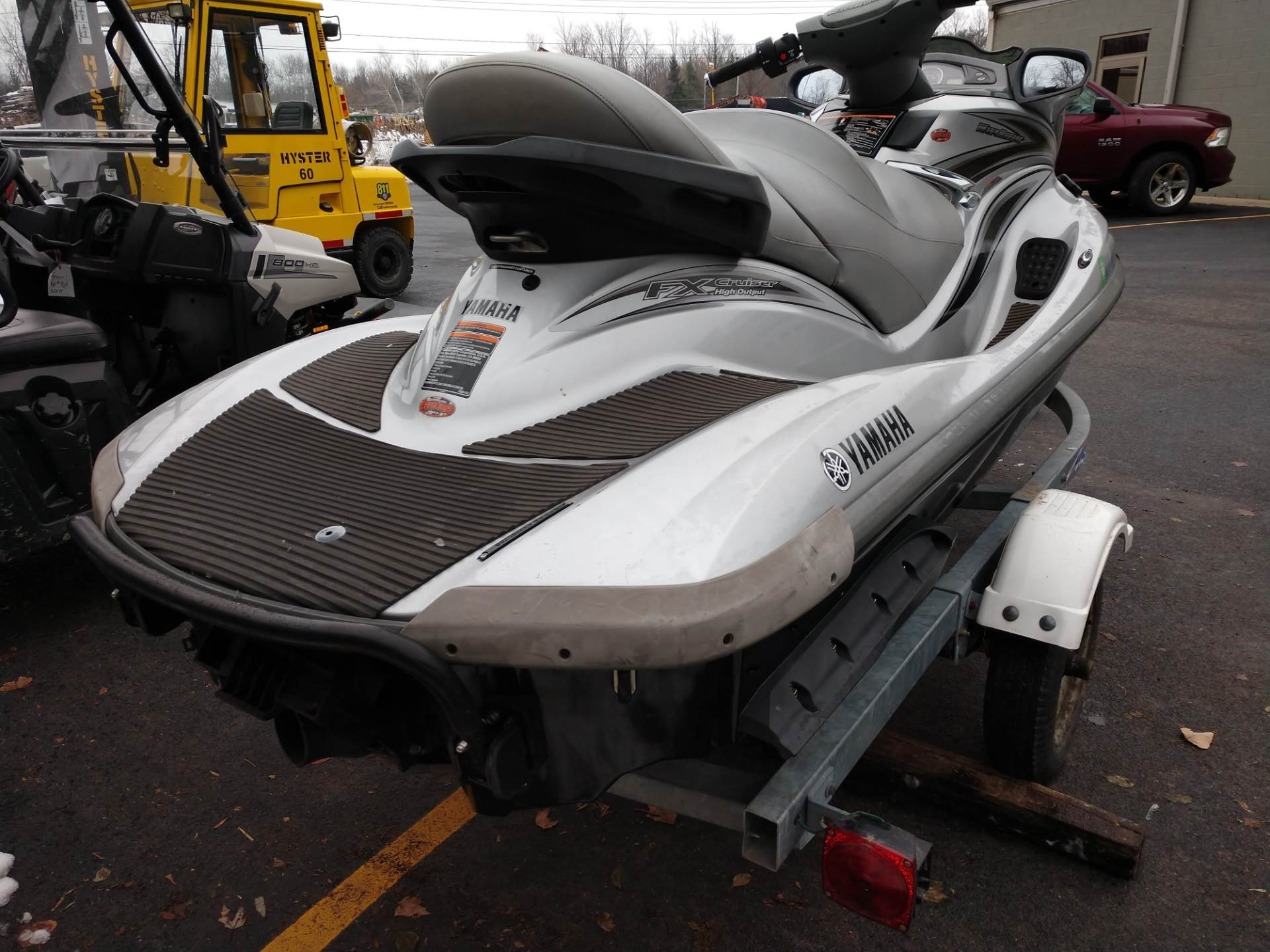 2008 Yamaha FX Cruiser® HO in Hamburg, New York