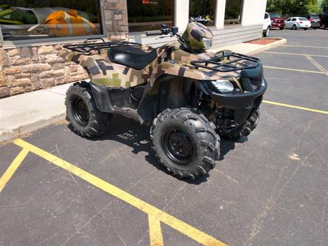 2008 Suzuki KingQuad® 750AXi 4x4 in Hamburg, New York - Photo 1