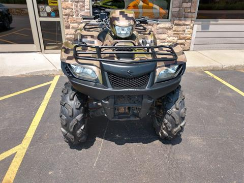 2008 Suzuki KingQuad® 750AXi 4x4 in Hamburg, New York - Photo 2