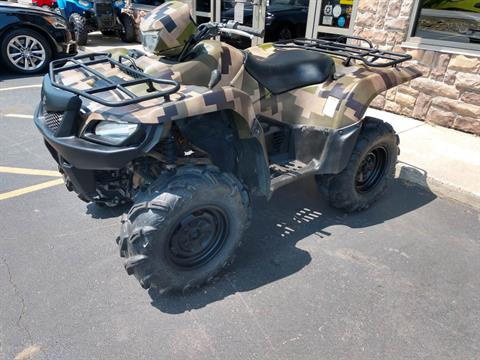 2008 Suzuki KingQuad® 750AXi 4x4 in Hamburg, New York - Photo 3