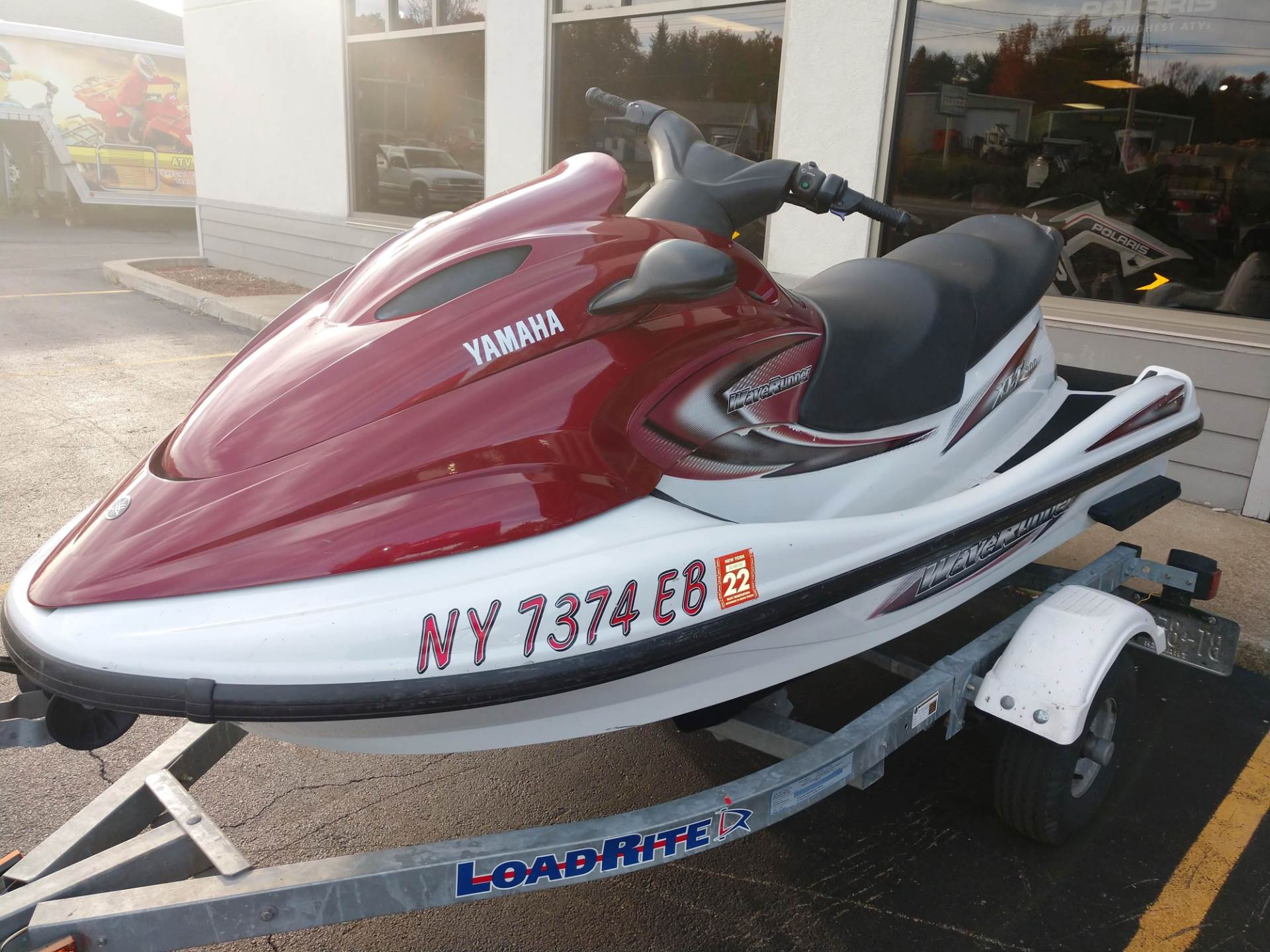 2002 Yamaha WaveRunner  XLT800 in Hamburg, New York - Photo 1