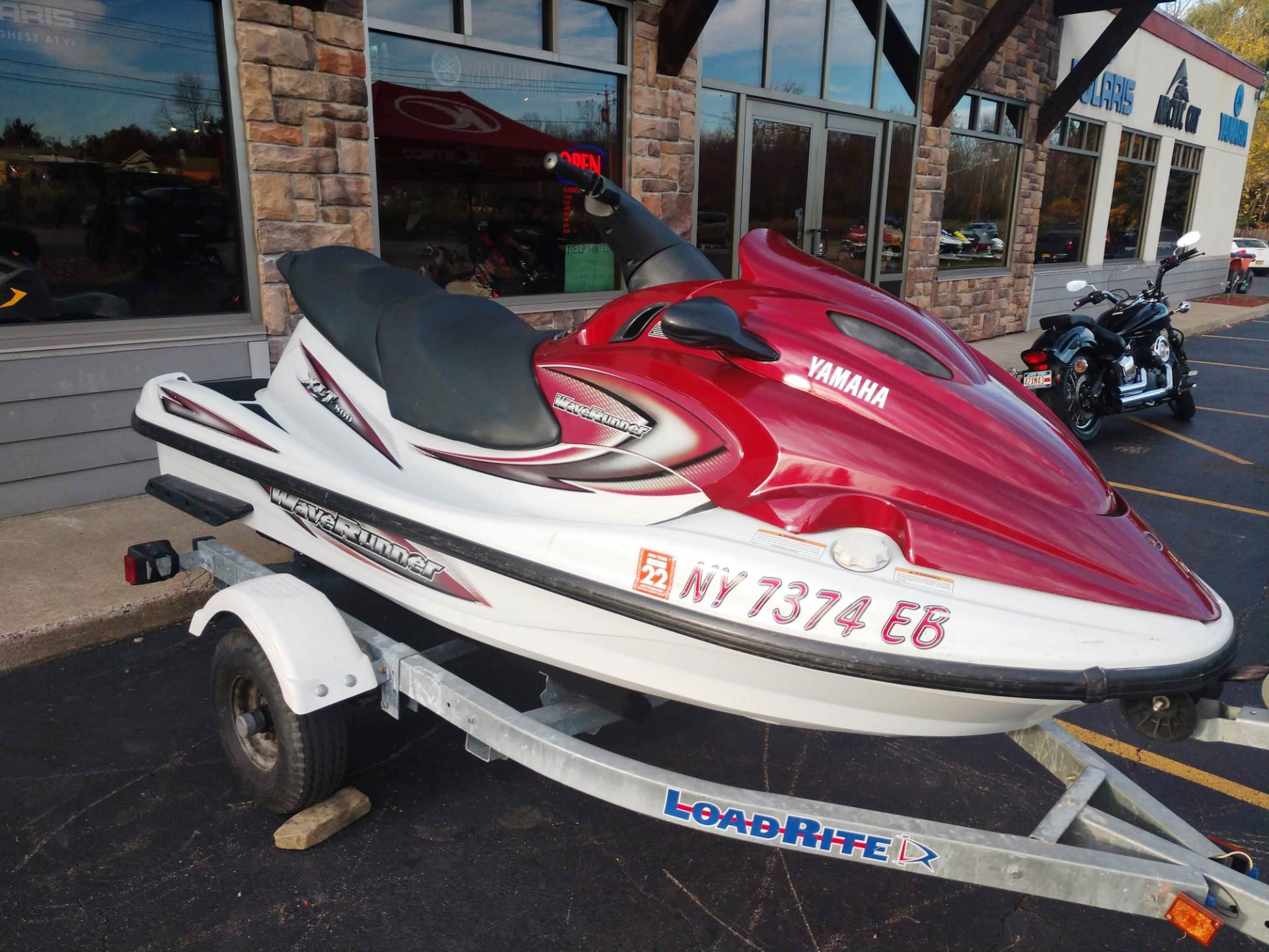 2002 Yamaha WaveRunner  XLT800 in Hamburg, New York - Photo 3