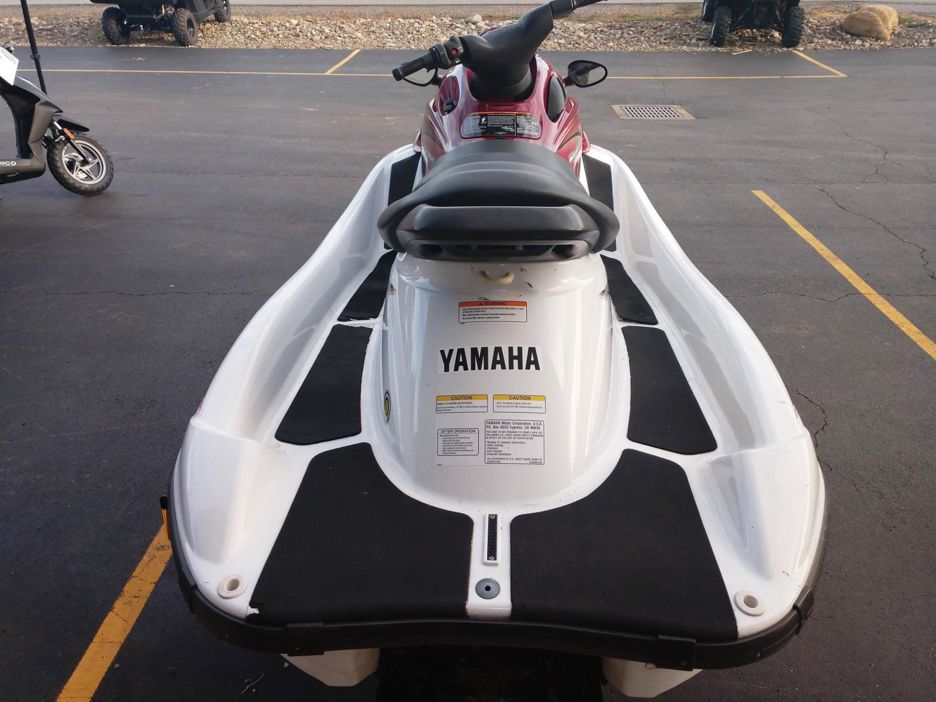 2002 Yamaha WaveRunner  XLT800 in Hamburg, New York - Photo 4