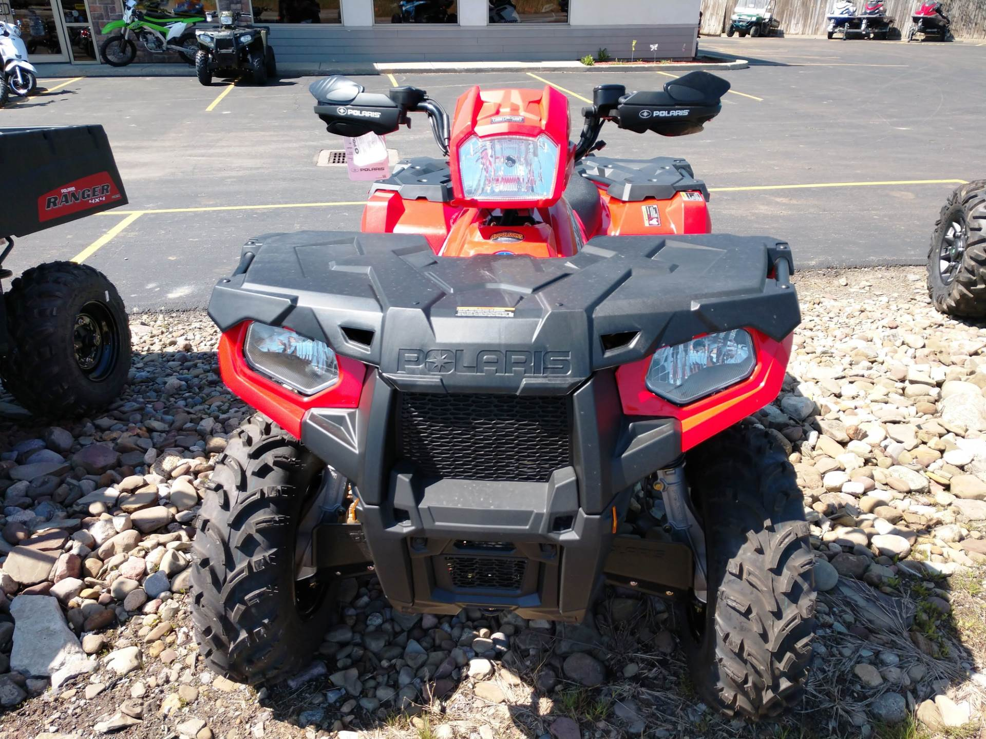 2019 Polaris Sportsman 450 H.O. EPS in Hamburg, New York - Photo 1